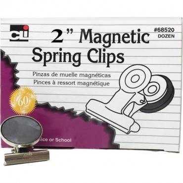 CLI Magnetic Spring Clips (BX/BOX)