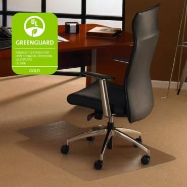Cleartex Deep Pile Polycarbonate Chairmat (EA/EACH)