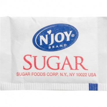 Njoy N'Joy Sugar Packets (BX/BOX)