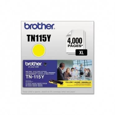 Tn115y High-yield Toner, Yellow
