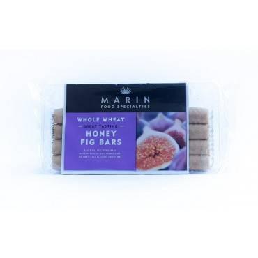 Marin Food Specialties Honey Fig Bar - Case Of 20 - 1 Lb.