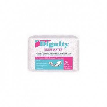 Dignity Ultrashield Active 7-1/2'' X 15-1/2'' Part No. 60074 (30/package)