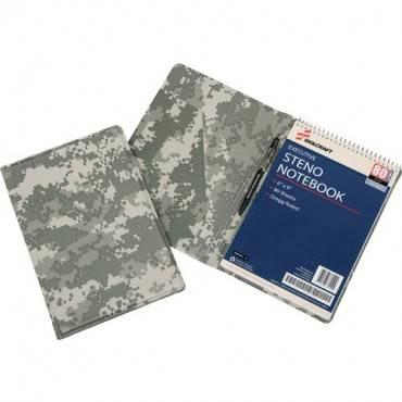 SKILCRAFT Steno Notebook Vinyl Pad Holder (EA/EACH)