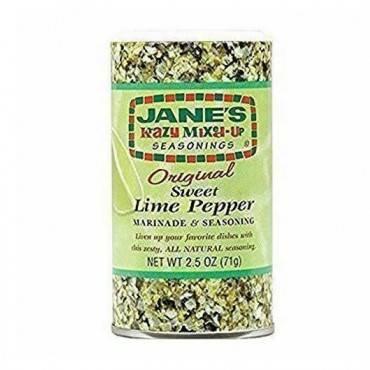 Jane's Marnde - Sweet Lime Pepper - 2.5 Oz