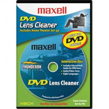 Maxell DVD-LC DVD Lens Cleaner (EA/EACH)