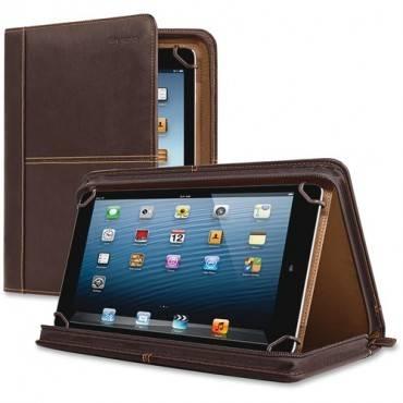 "Solo Executive Carrying Case (Portfolio) for 11"" Digital Text Reader - Espresso (EA/EACH)"