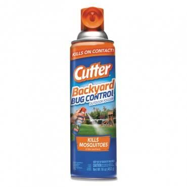 Diversey  Cutter Backyard Bug Control Outdoor Fogger Spray, 16 Oz Aerosol CB957044EA 1 Each