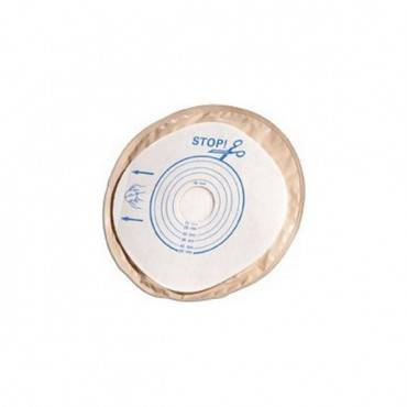 Activelife 1-piece Cut-to-fit Stoma Cap With Filter Part No. 175611 (30/box)
