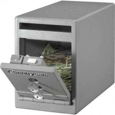 Sentry Safe Dual Key Lock Under Counter Safe (EA/EACH)