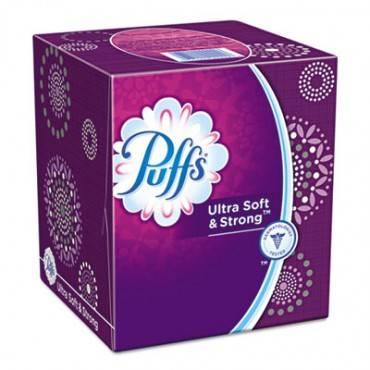 Ultra Soft Facial Tissue, 2-ply, White, 56 Sheets/box