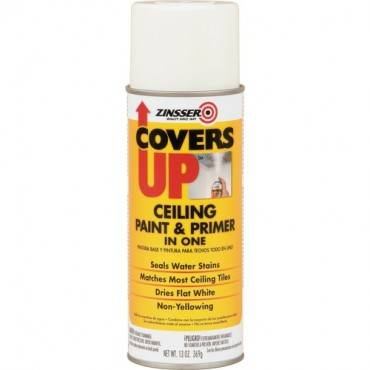 Rust-Oleum COVERS UP Ceiling Paint & Primer In One (EA/EACH)