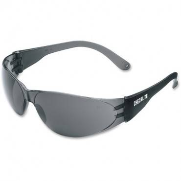 Crews Checklite Gray Lens Safety Glasses (EA/EACH)