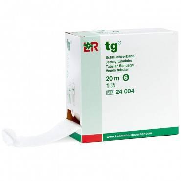 """Tg Tubular Net Bandage, Size 6, 2.6"""" X 22 Yds. Part No. 24004 (1/box)"""