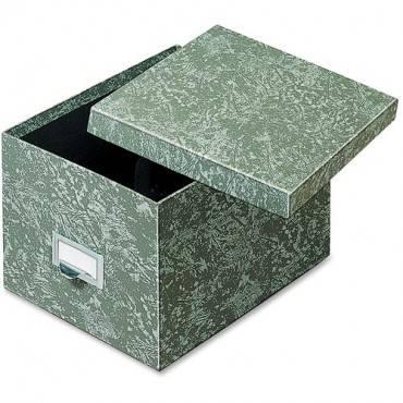 Globe-Weis Agate Heavy-duty Card File Lid Box (EA/EACH)