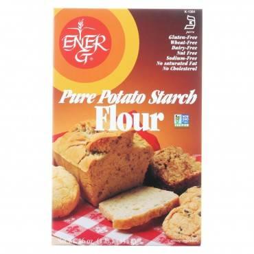 Ener-G Foods Potato Starch Flour - 16 oz