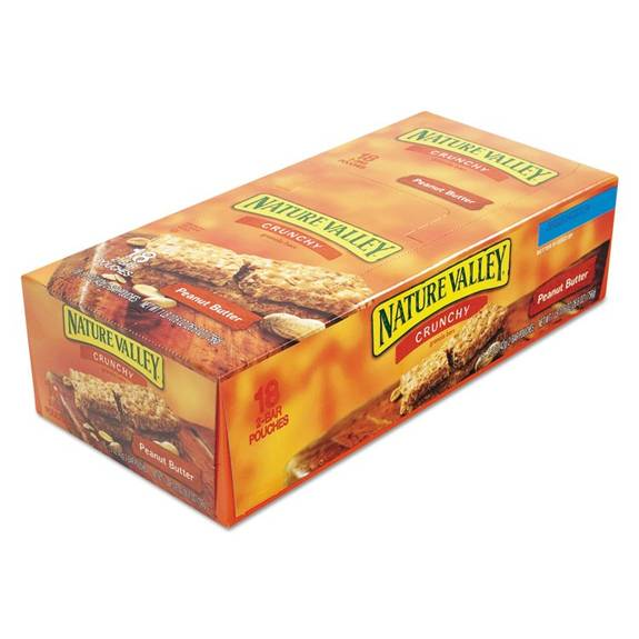 Nature Valley Granola Bars, Peanut Butter Cereal, 1.5oz