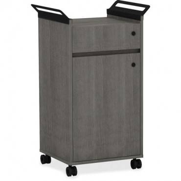 Lorell Mobile Storage Cabinet with Drawer (EA/EACH)