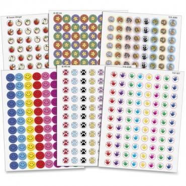 Teacher Created Resources Mini Stickers Variety Pack (PK/PACKAGE)