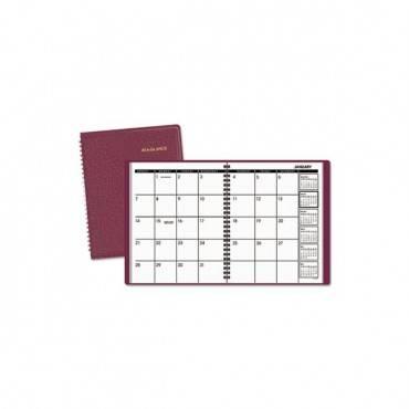 Monthly Planner, 8 3/4 X 6 7/8, Winestone, 2020
