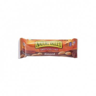 Granola Bars, Sweet & Salty Nut Almond Cereal, 1.2oz Bar, 16/box