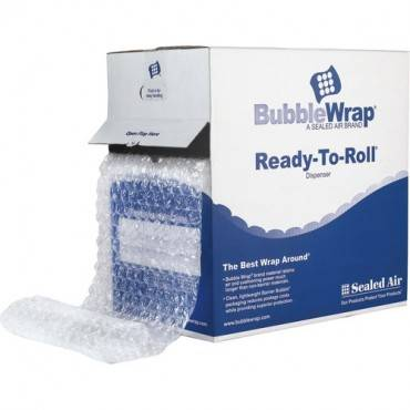 Bubble Wrap Sealed Air Ready-to-Roll Dispenser (CA/CASE)