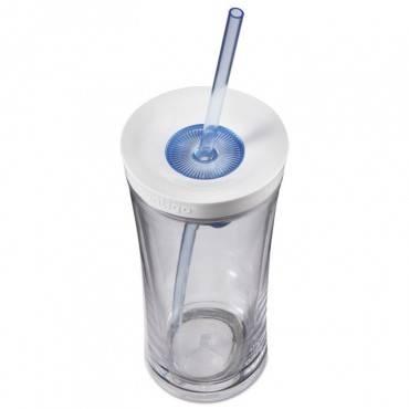 Shake & Go Autoclose Mixer Travel Bottle, 20 Oz, Clean, Plastic