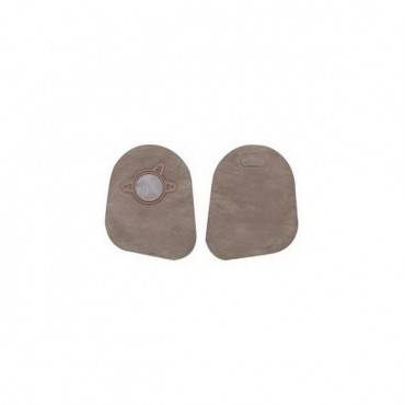 "New image 2-piece closed-end pouch 2-3/4"", beige part no. 18394 (60/box)"