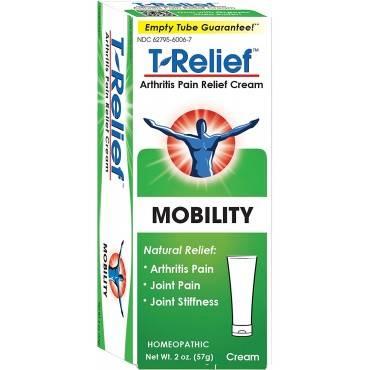 T-Relief Zeel - Arthritic Pain - Osteoarthritis - Joint Stiffness - 1.76 Oz