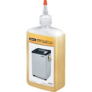 Fellowes Powershred® High Security Shredder Oil - 12 Oz. Bottle (EA/EACH)