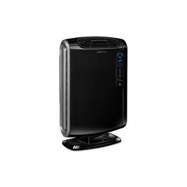 Hepa And Carbon Filtration Air Purifiers, 200-400 Sq Ft Room Capacity, Black