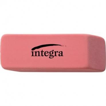 Integra Pink Pencil Eraser (EA/EACH)