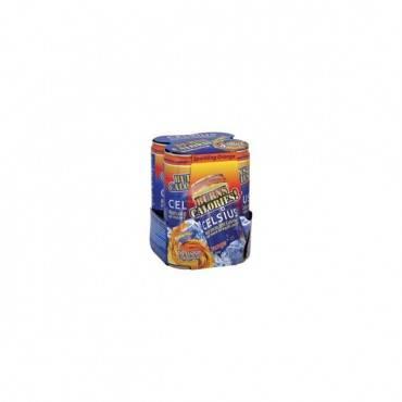 Celsius Sparkling Orange - 12 fl oz Each / Pack of 4