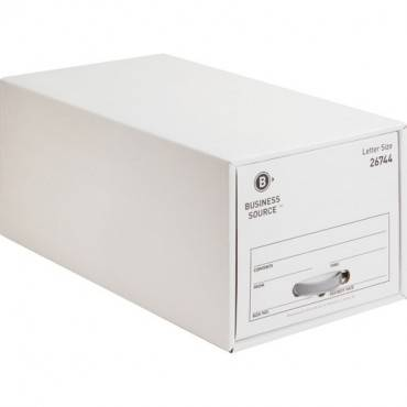 Business Source Stackable File Drawer (CA/CASE)