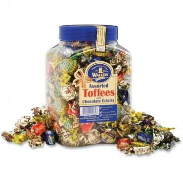 Office Snax Assorted Royal Toffee Candy (EA/EACH)