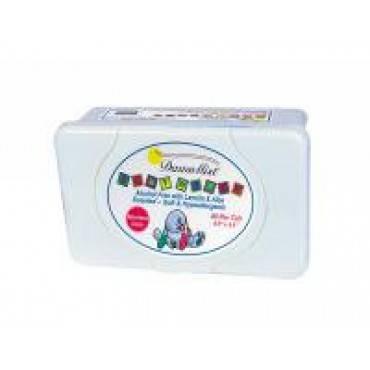 Baby Wipe Dawnmistâ® Tub Aloe / Lanolin Unscented 80 Count(80/pk)
