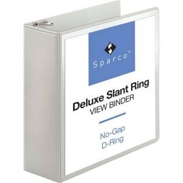 Business Source Slant D-ring Presentation Binder (EA/EACH)
