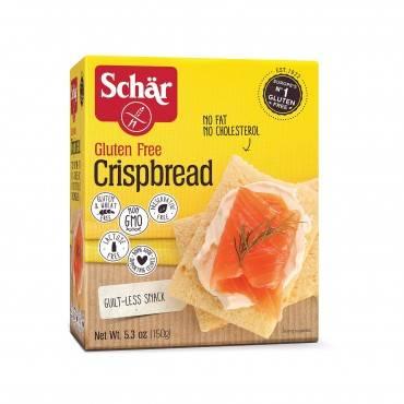 Schar Crispbread - Gluten Free - Case of 12 - 5.3 oz