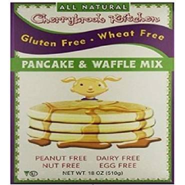 Cherrybrook Kitchen - Pancake Mix Ch Chips Wf Gluten Free - Case Of 6 - 18 Oz