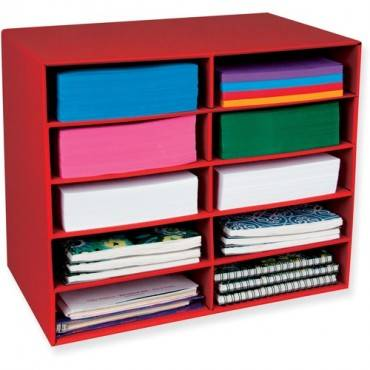 Classroom Keepers 10-Shelf Organizer (EA/EACH)