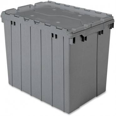 Akro-Mils Attached Lid Storage Container (EA/EACH)