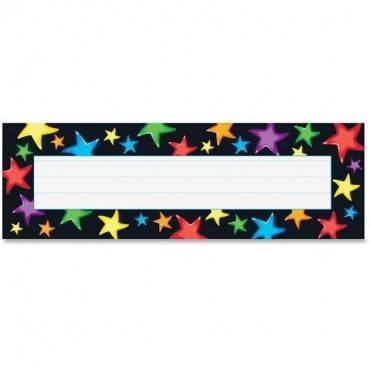 Trend Gel Star Desktop Nameplate (PK/PACKAGE)