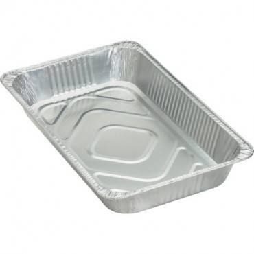 Genuine Joe Full-size Disposable Aluminum Pan (CA/CASE)