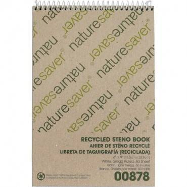 Nature Saver Recycled Steno Book (EA/EACH)
