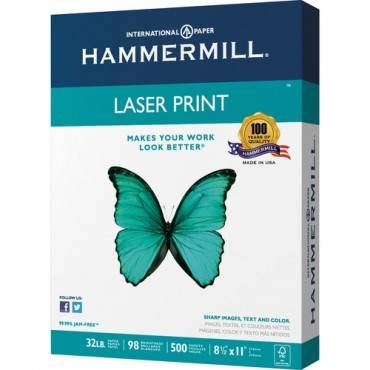 Hammermill Laser Print Inkjet, Laser Print Laser Paper (RM/REAM)