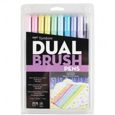 Tombow Dual Brush Pen Set (PK/PACKAGE)