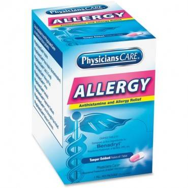 PhysiciansCare Allergy Relief Tablets (BX/BOX)