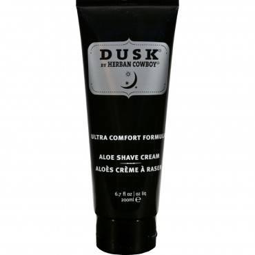Herban Cowboy Aloe Shaving Cream Dusk - 6.7 Oz