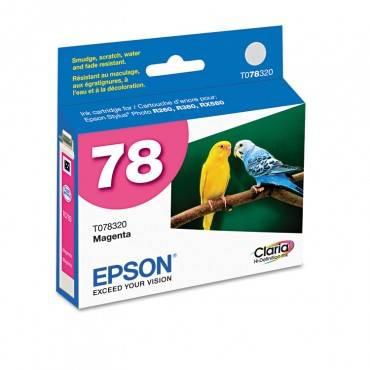 Epson  T078320 (78) Claria Ink, Magenta