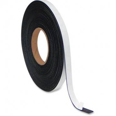 """MasterVision 1""""x50' Adhesive Magnetic Tape (EA/EACH)"""