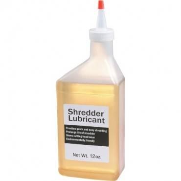 HSM Shredder Lubricant - 12 oz Bottle (EA/EACH)